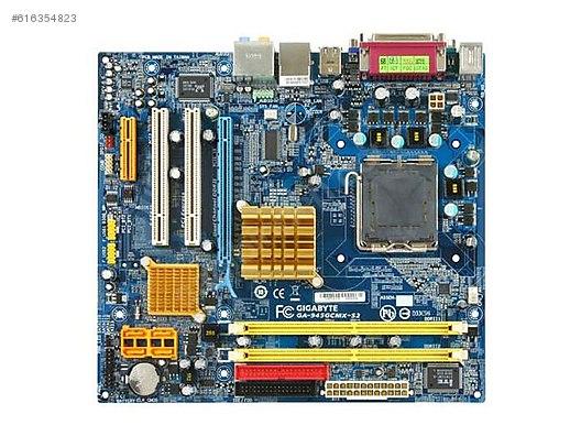 Gigabyte GA-945GCM-S2 Rev 6.6 Drivers for Mac