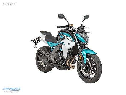 CF Moto 400NK 2017 Model Naked / Roadster Motor Motosiklet