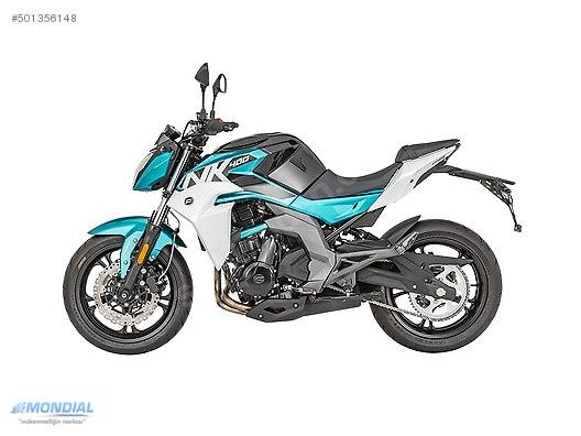 CF Moto 400NK Naked Bike @BW Motors Mechelen