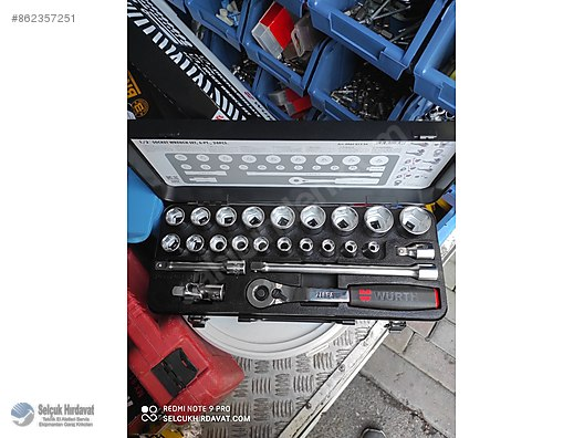 ratchet socket wrench alman wurth