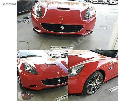 Cars Suvs Exterior Accessories Ferrari California Body Kit