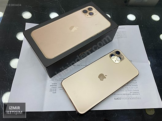 iphone 11 pro max 9 ay garantili