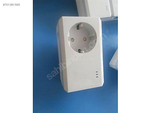 sorunsuz tp link av500 powerline adaptor-wifi extender -500 mbps