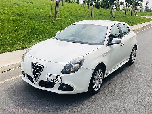 Alfa Auto Insurance >> Alfa Romeo Giulietta 1 4 Tb Distinctive Safran Erdem Oto Dan