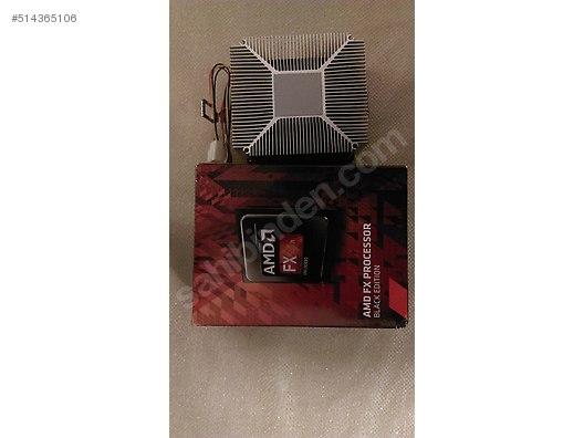 Amd Fx 6300 Six Core Processor Sogutucu At Sahibinden Com 514365106