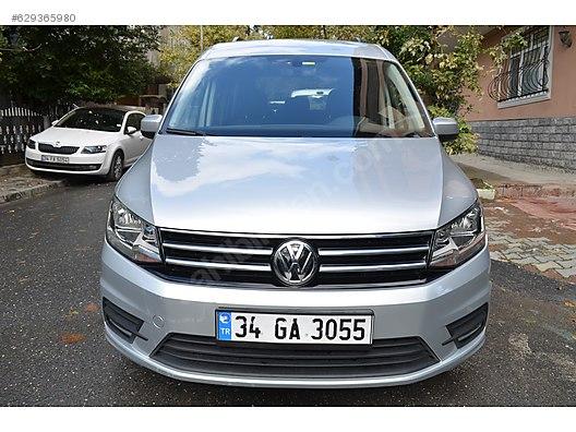 Yeni Volkswagen Caddy. genel bakış