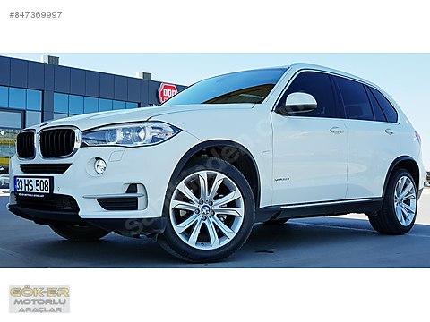 2015 BMW X5 25d xDrive Pure Luxury HATA BOYA YOK...