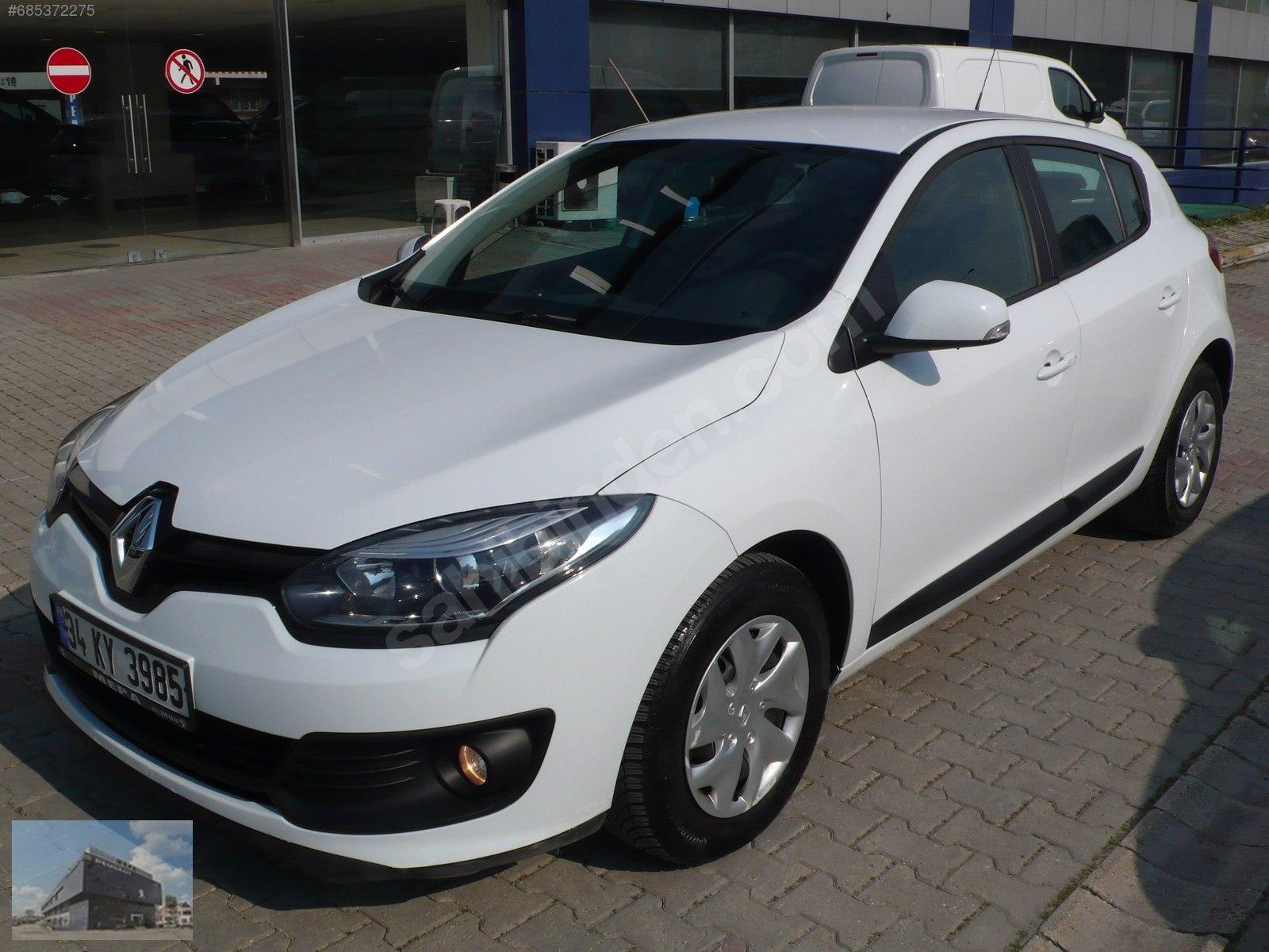 Renault Megane 1.5 dCi Joy 2014