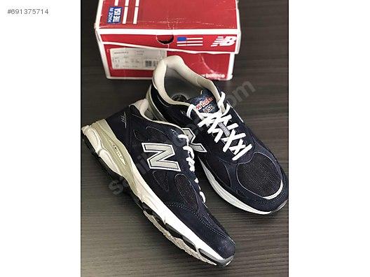 separation shoes 26157 5b3ea Orjinal erkek new Balance M990NV3 45 - Erkek Spor Ayakkabı ...