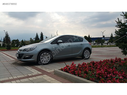 Opel Astra 1 4 T Enjoy Active Sahibinden 2015 Model Opel