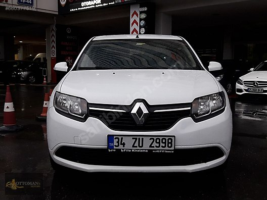 Renault Symbol 1 5 Dci Joy Ottomans Dan 2015 Renault