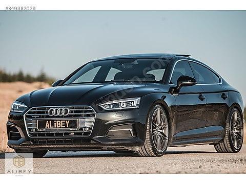ALİBEY OTOMOTİV'den Audi A5 Sportback Quattro Sport...