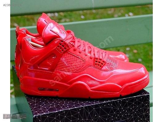 promo code ee436 61dd8 Nike Air Jordan IV 4 Retro 11LAB4 UNIVERSITY RED OCTOBER WHITE