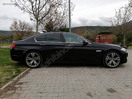 Bmw 5 Series 520d Exclusive 2012 Bmw 520 Special