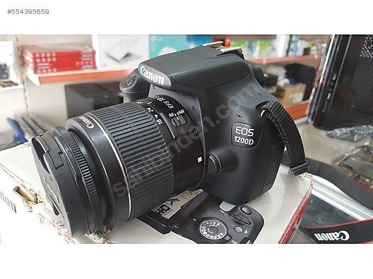 DSLR / Canon / EOS 1200D (Rebel T5) / CANON 1200D 18