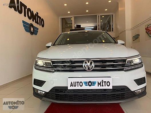 Volkswagen / Tiguan / 1 5 TSI / Comfortline / Aracımız Hasan