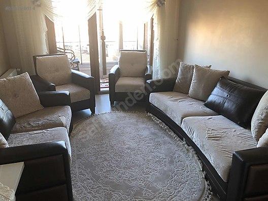 Living Room Furniture Bellona Koltuk Takimi Afyon Merkez