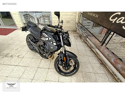 CF Moto 400NK 2020 Model Naked / Roadster Motor Motosiklet
