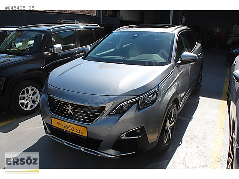ERSÖZ'DEN - 2019 PEUGEOT 3008 ALLURE SELECTION...