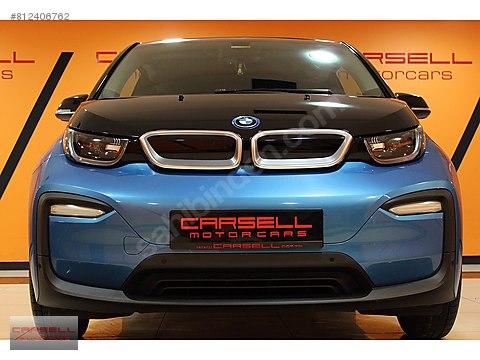 CARSELL BORUSAN ÇIKIŞLI 2018 BMW İ 3 3.600 KM