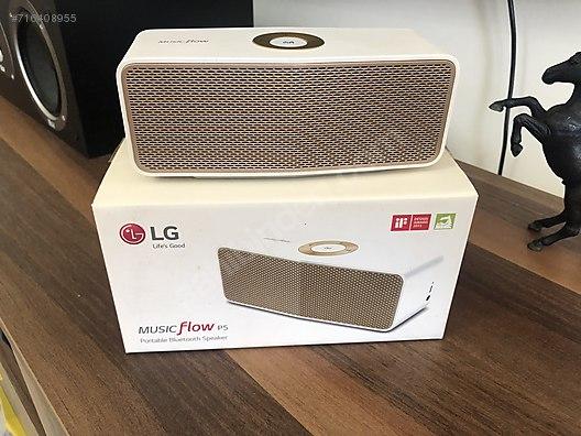 LG MUSIC FLOW P5 - LG ikinci el Bluetooth Hoparlör Fiyatları