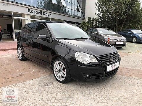 TOYOTA KAYA 2008 VW POLO 1.4 TDİ TRENDLİNE