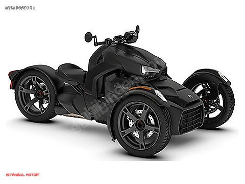 İSTANBUL MOTOR-2020 CAN-AM RYKER 600 ACE