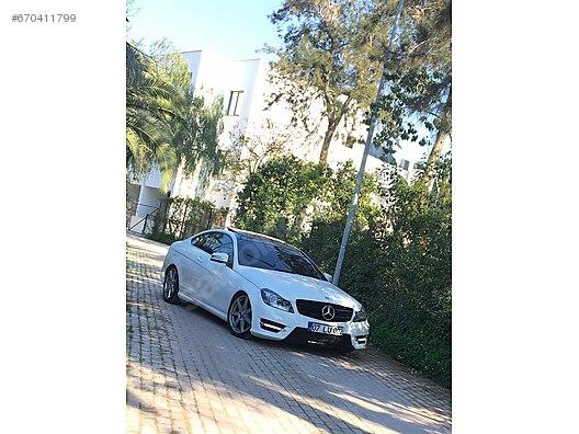 Mercedes Benz C C 180 Blueefficiency Amg Sahibinden C180