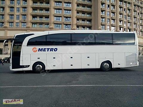 Tutku Otomotiv 2008 model Travego 52 koltuk geniş...