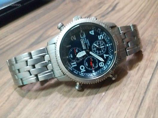 seiko seiko pilot alarm chronograph watch 7t32 7e50 at sahibinden rh sahibinden com Seiko 7T32 Movement Seiko 7T32 Movement