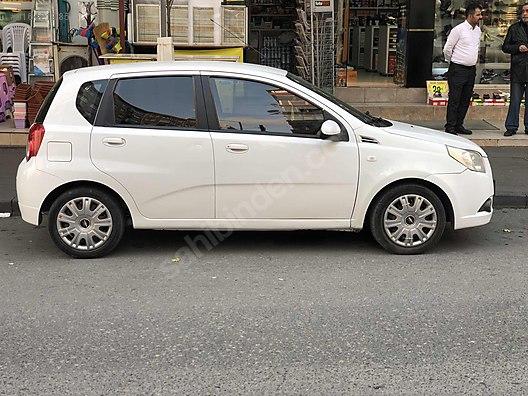 2012 Model Chevrolet Aveo Yeni Muayneli Full Bakml
