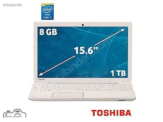 Toshiba / TOSHİBA L50-A-1CZ İ7 4700MQ 8GB RAM 1TB