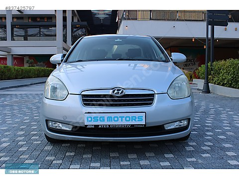DSG MOTORS'DAN 2009 MODEL HYUNDAI ACCENT ERA 1.5CRDI-VGT...