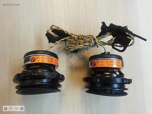 Speaker / Tweeter / BMW E46 3 SERİ ORJ  HARMAN