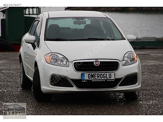 Fiat Linea 1 3 Multijet Pop Omeroglu Ndan 2015 Model Fiat