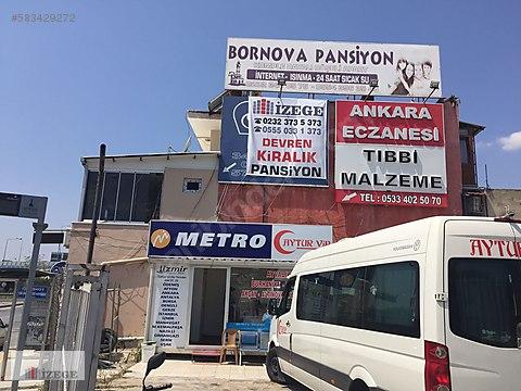 BORNOVA EGE ÜNİVERSİTESİ HASTANESİ ACİL KARŞISI...