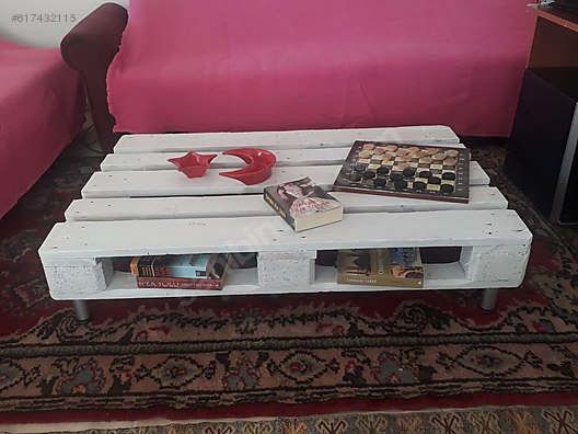 Living Room Ahsap Palet Sehpa At Sahibinden Com 617432115