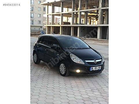 2008 Opel Corsa Dizel