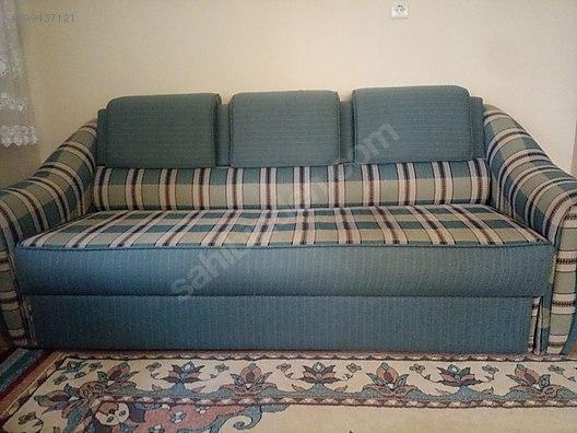 Living Room Furniture 3 2 1 1 Koyu Yesil Koltuk Takimi At