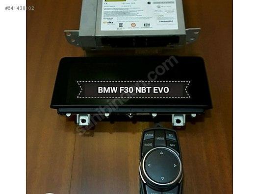 BMW F30 F31 F36 F40 NBT EVO orjinal çıkma id5 id6