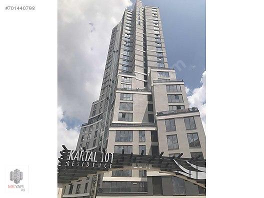 Kartal Istanbul M Insaat Firmasindan Satilik Residence