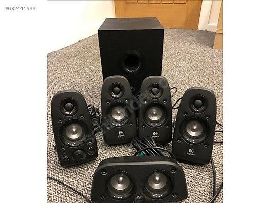 Logitech z506 ses sistemi at sahibinden com - 682441999