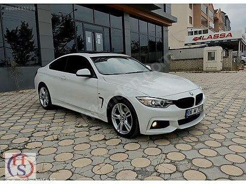 2014 BMW 420D XDRİVE HAFIZA-SANROOF-XENON FULL