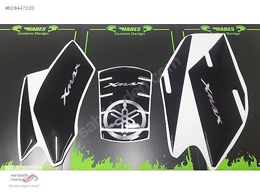 Appearance / 2018 Yamaha XMax 300 tank pad set ücretsiz