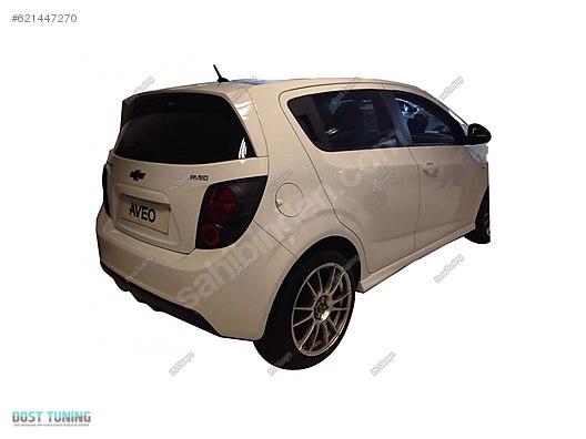Cars Suvs Exterior Accessories Chevrolet Aveo Hb 2012 Sonrasi