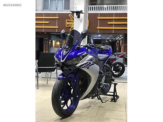 yamaha yzf r25 motosiklet fiyatlari