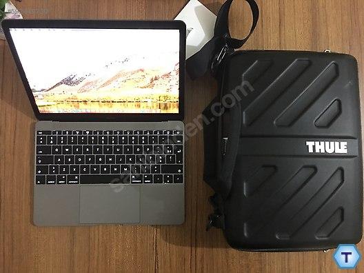 2ad37d2651a61 MacBook Retina,12-inch,Early 2015 + THULE ÇANTA - İlan ve alışverişte ilk  adres sahibinden.com'da - 592449730