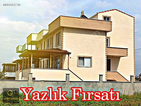 Gönen Denizkentte Plaj Yanı Satılık Yavlık Villa...