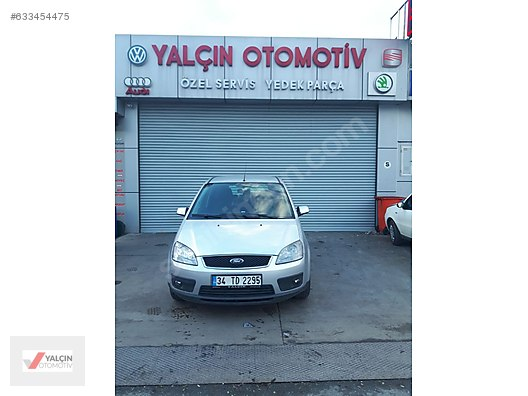 Vehicles Cars Ford C Max   Tdci Trend