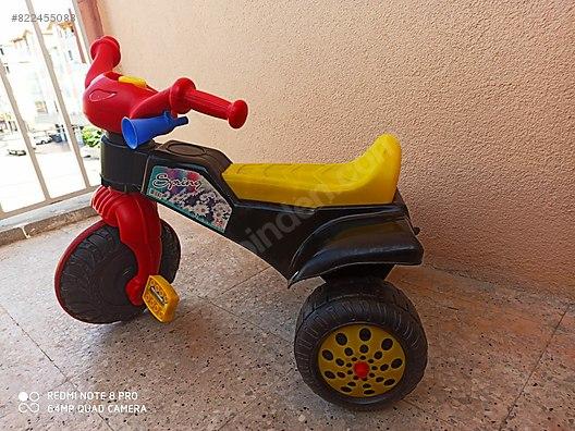 bebek bisikleti temiz bisiklet ile